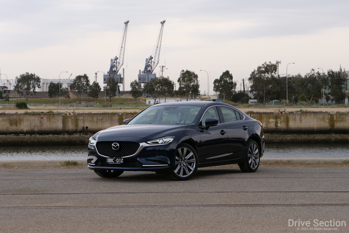 2019 Mazda6 GT Sedan Review - Drive Section