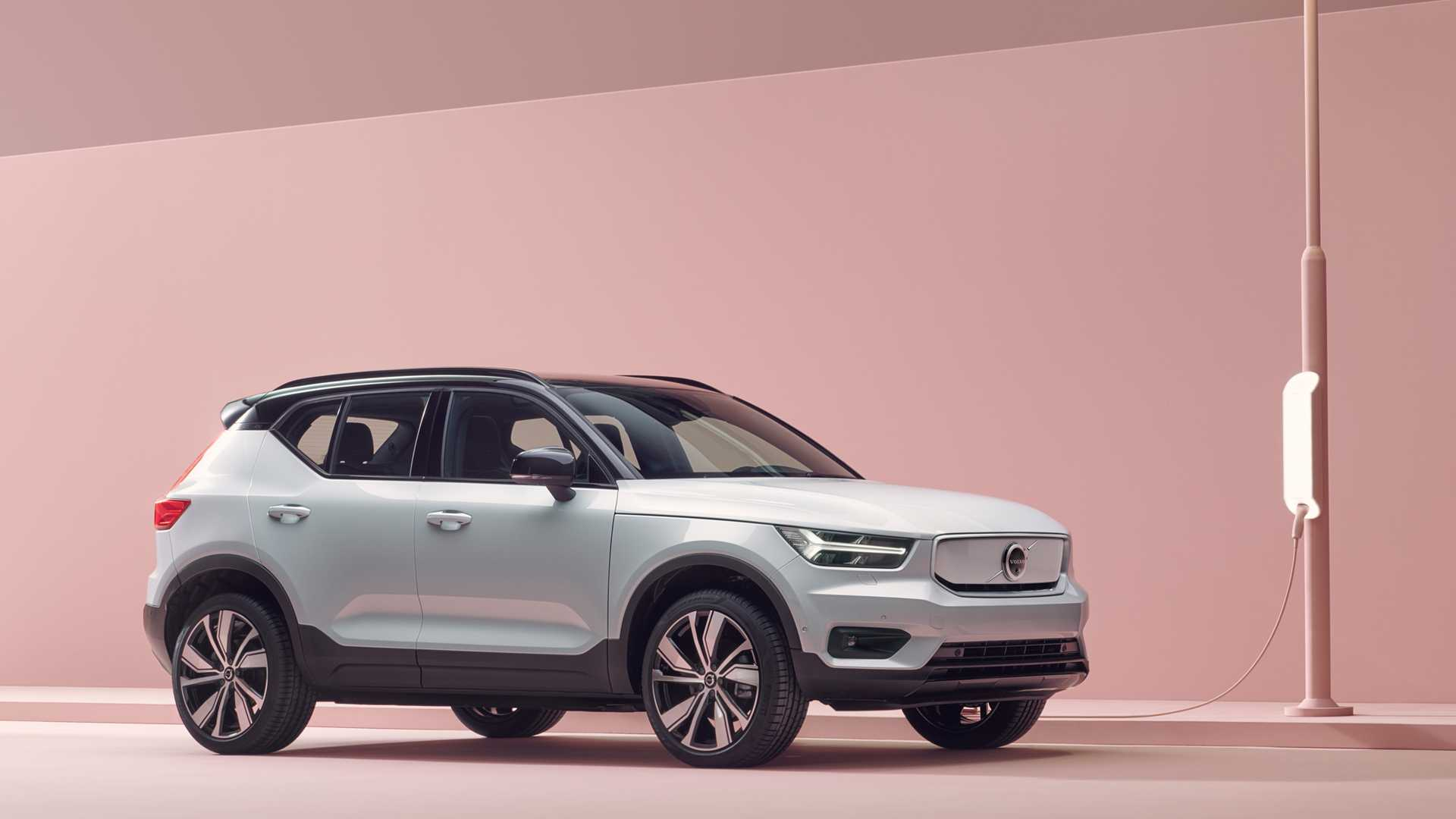 2021 Volvo XC40 Recharge revealed - Drive Section