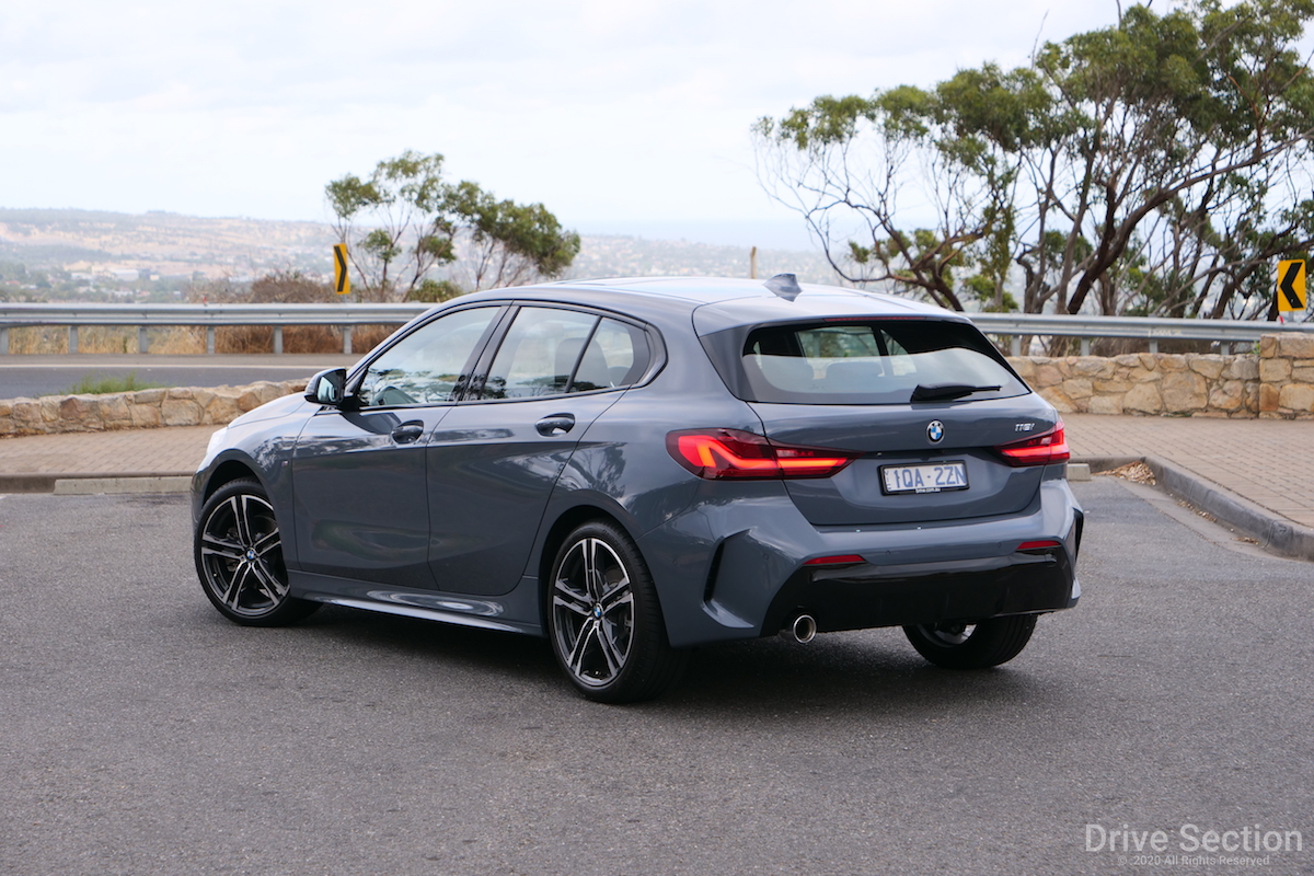 2020 Bmw 118i M Sport Review Drive Section