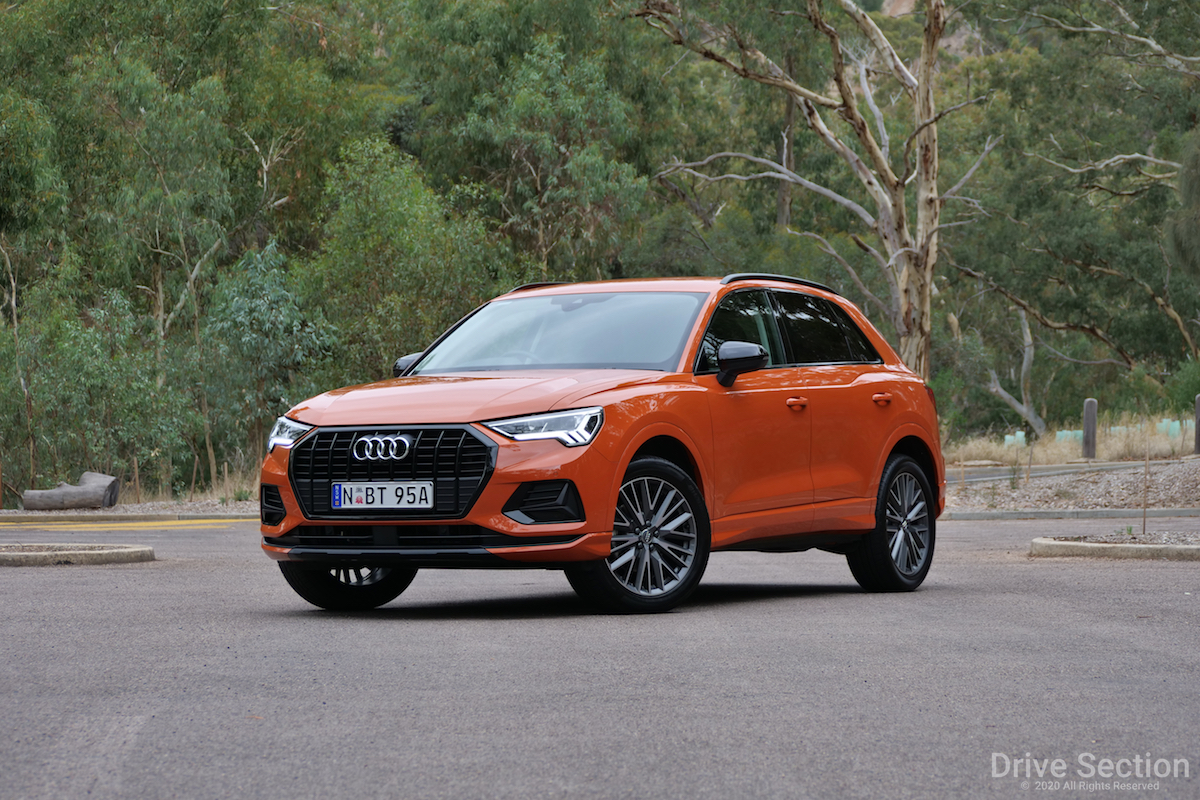 2020 Audi Q3 35 Tfsi Launch Edition Review Drive Section