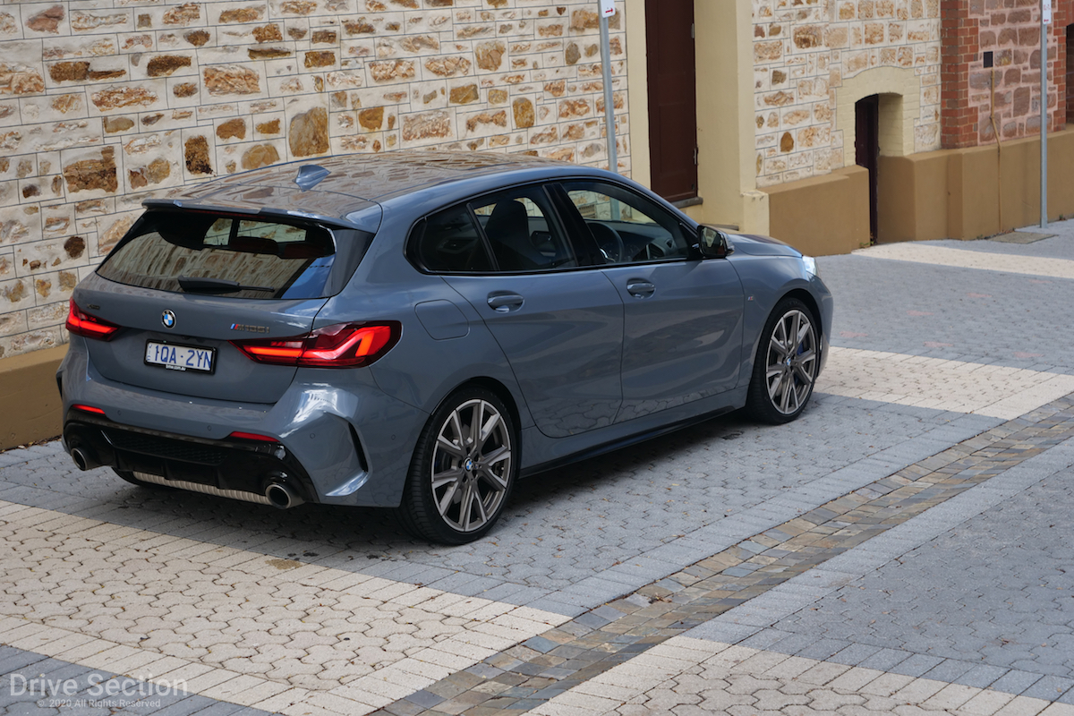 2020 Bmw M135i Xdrive Review Drive Section